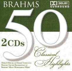 Various Artists - 50 Classical Highlights: Brahms mp3 flac