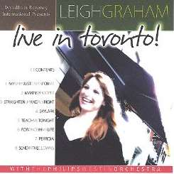 Leigh Graham - Live in Toronto! mp3 flac