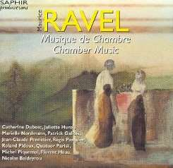 Various Artists - Ravel: Chamber Works mp3 flac