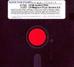 Paper Thin Stages - CP/Magnum Puce Version 8.0 mp3 flac