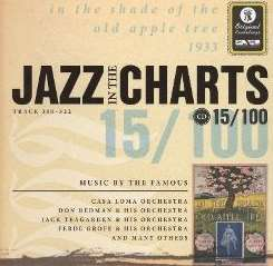 Various Artists - Jazz in the Charts 15/100: 1933 mp3 flac