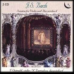 Igor Oistrakh - Bach: Sonatas for violin & harpsichord mp3 flac