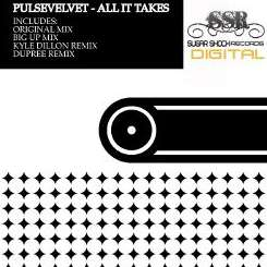Pulse Velvet - All It Takes mp3 flac