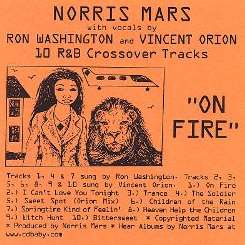 Norris Mars - On Fire mp3 flac