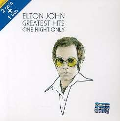 Elton John - Greatest Hits/One Night Only mp3 flac