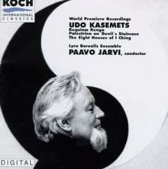 Paavo Järvi - Udo Kasemets: Requiem Renga; Palestrina on Devil's Staircase; The Eight Housis of I Ching mp3 flac
