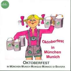 Various Artists - Oktoberfest in Munchen-Munich-Munique-Monaco di Baviera mp3 flac