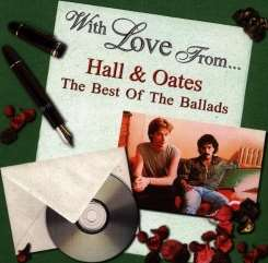 Daryl Hall & John Oates - With Love From...: The Best of the Ballads mp3 flac