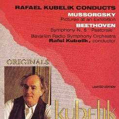 Rafael Kubelik - Mussorsgky: Pictures At An Exhibition; Beethoven: Symphony No. 6 mp3 flac